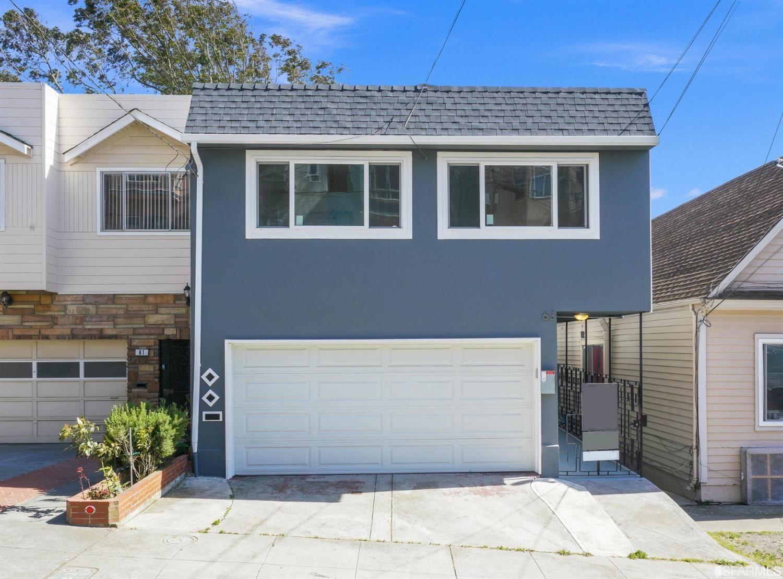63 Minerva Street, San Francisco, CA 94112 - #: 421556720