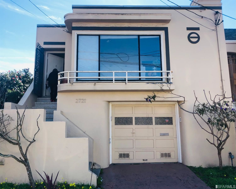 2721 Santiago Street, San Francisco, CA 94116 - #: 421526723
