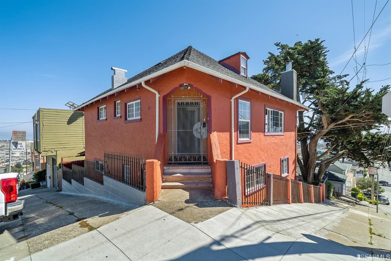251 Ward Street, San Francisco, CA 94134 - #: 421599723
