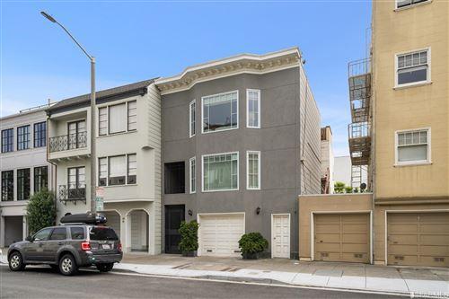 Photo of 55 Capra Way, San Francisco, CA 94123 (MLS # 421592727)