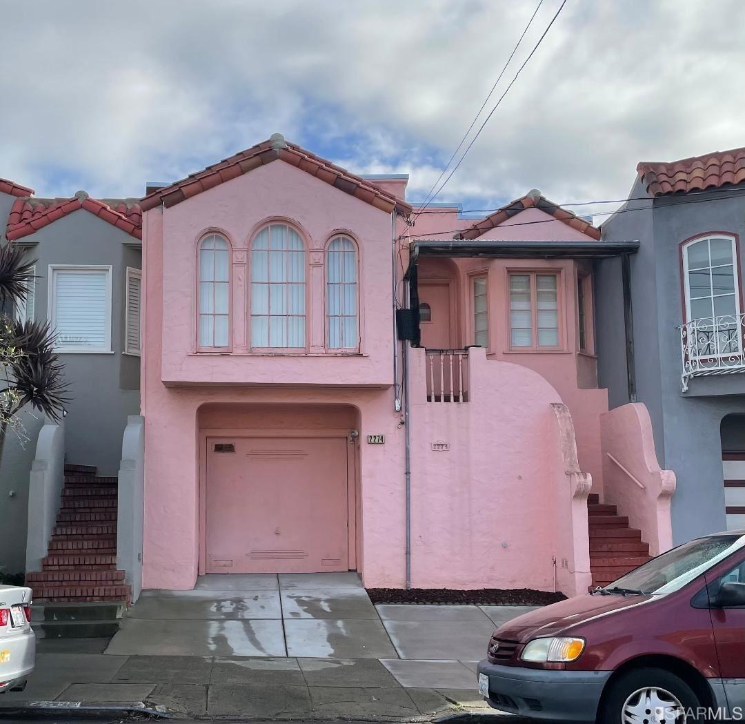 2274 30th Avenue, San Francisco, CA 94116 - #: 512728