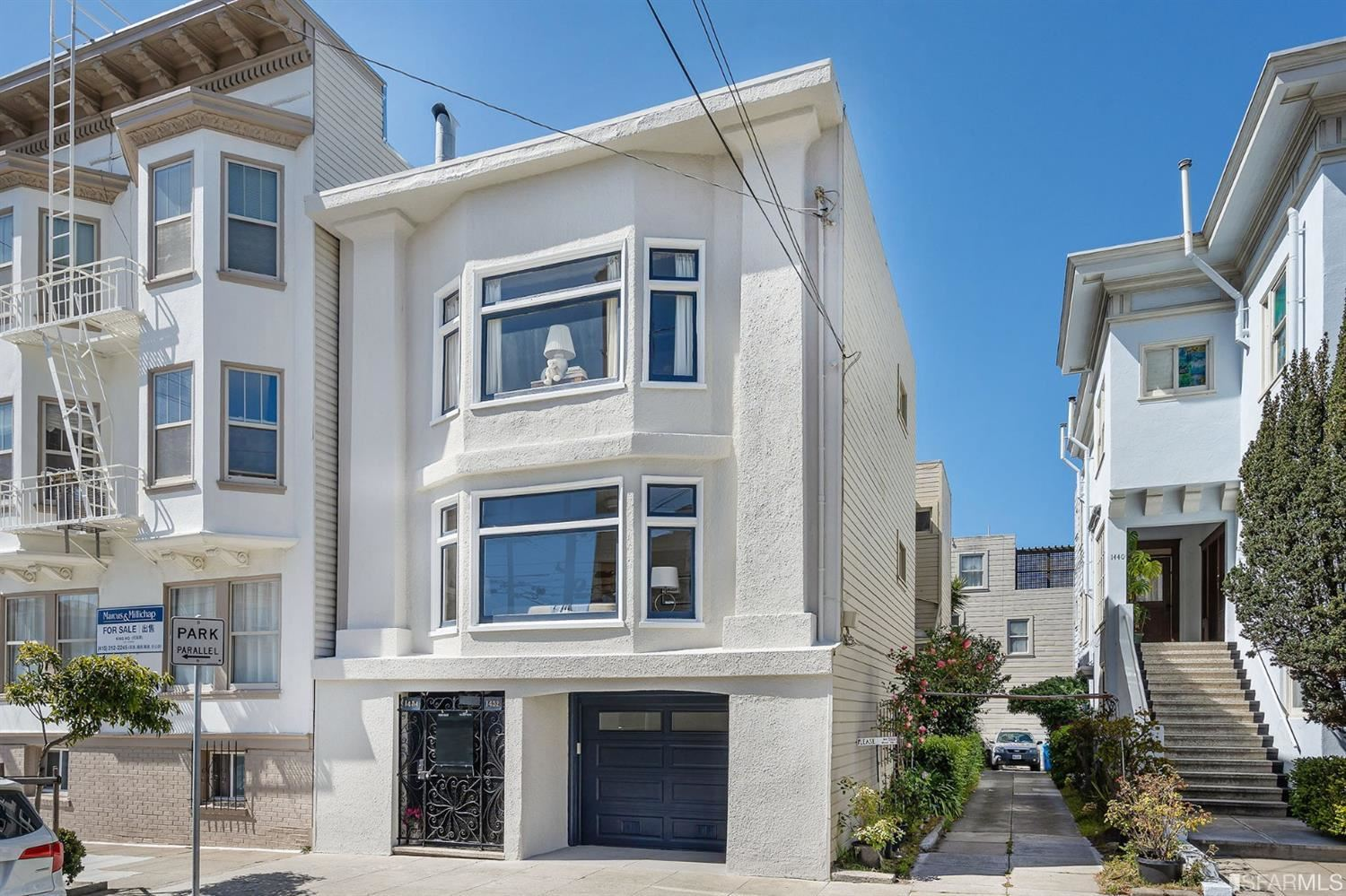 1452 1454 Clement Street, San Francisco, CA 94118 - #: 421545737