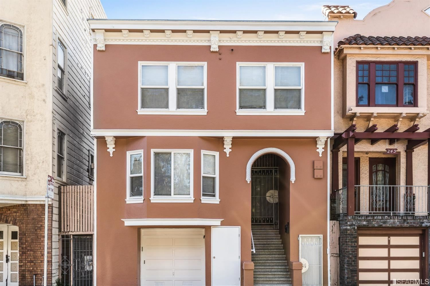 233 235 Lincoln Way #2 Units, San Francisco, CA 94122 - #: 508754