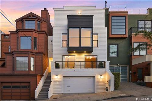 Photo of 209 Montcalm Street, San Francisco, CA 94110 (MLS # 421595781)