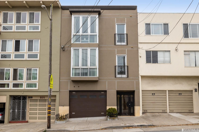 563 33rd Avenue, San Francisco, CA 94121 - #: 421587790