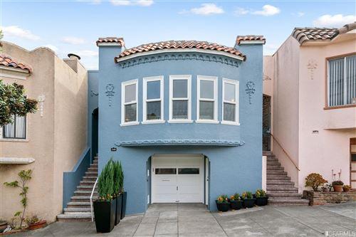 Photo of 1526 27th Avenue, San Francisco, CA 94122 (MLS # 421587793)