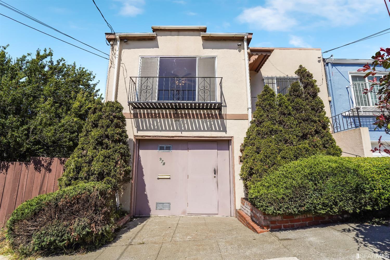 978 Le Conte Avenue, San Francisco, CA 94124 - #: 421594794