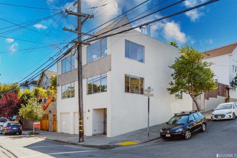 500 - 502 Andover Street, San Francisco, CA 94110 - #: 421604797