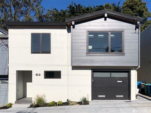 Photo of 63 Sunview Drive, San Francisco, CA 94131 (MLS # 493798)