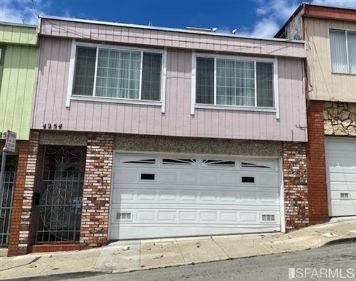 Photo of 4254 Folsom Street, San Francisco, CA 94110 (MLS # 421569812)