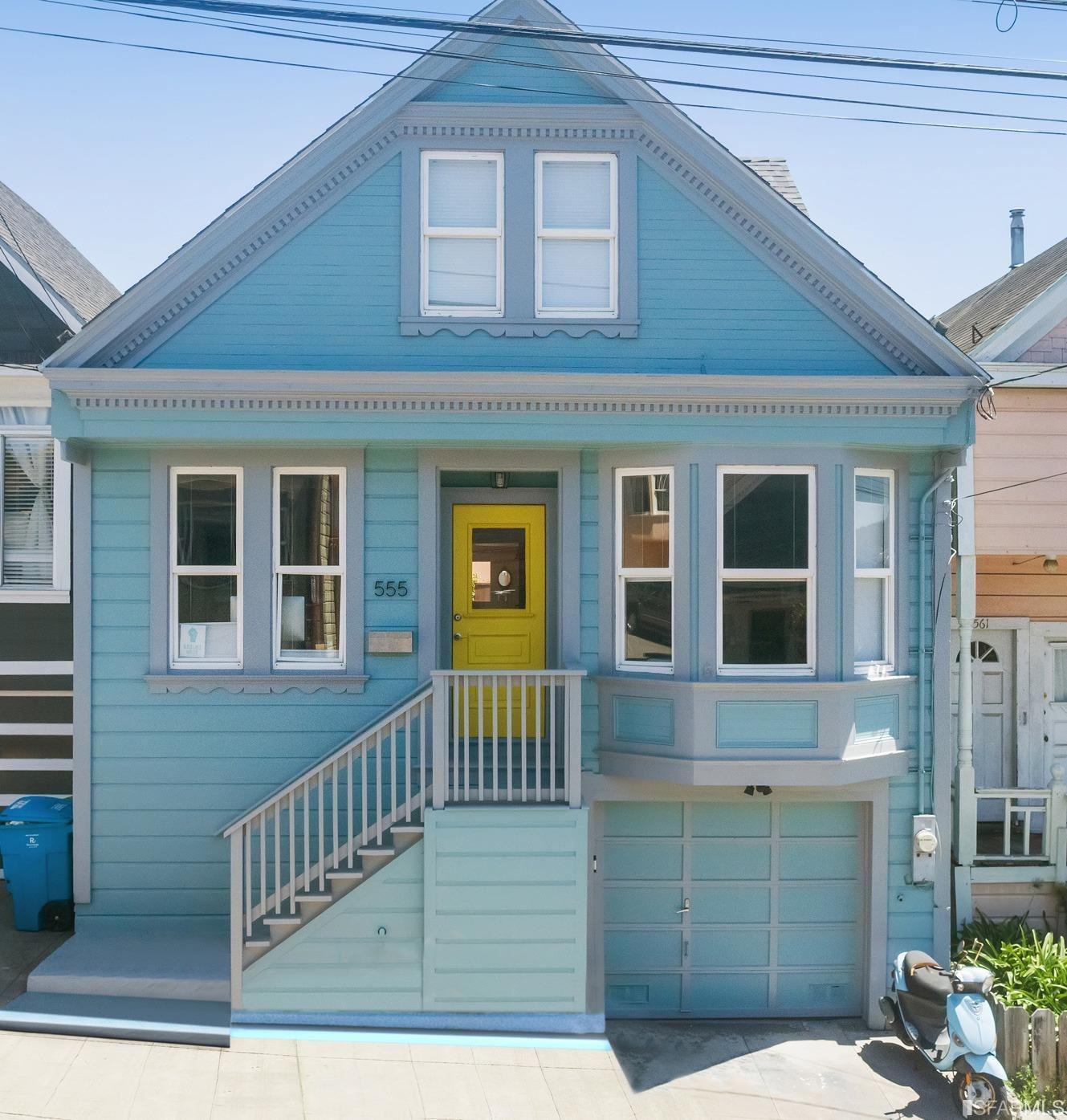 555 Moultrie Street, San Francisco, CA 94110 - #: 421543813