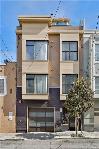 Photo of 136 - 138 Pixley Street, San Francisco, CA 94123 (MLS # 513833)