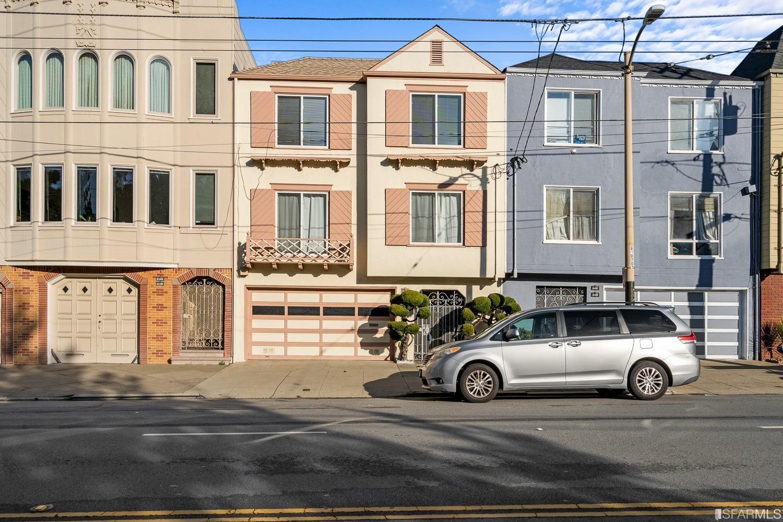 6124 6126 Fulton Street #2 Units, San Francisco, CA 94121 - #: 511834