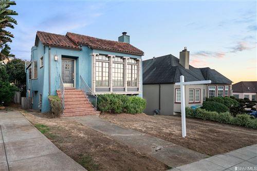 Photo of 310 Valdez Avenue, San Francisco, CA 94127 (MLS # 508841)