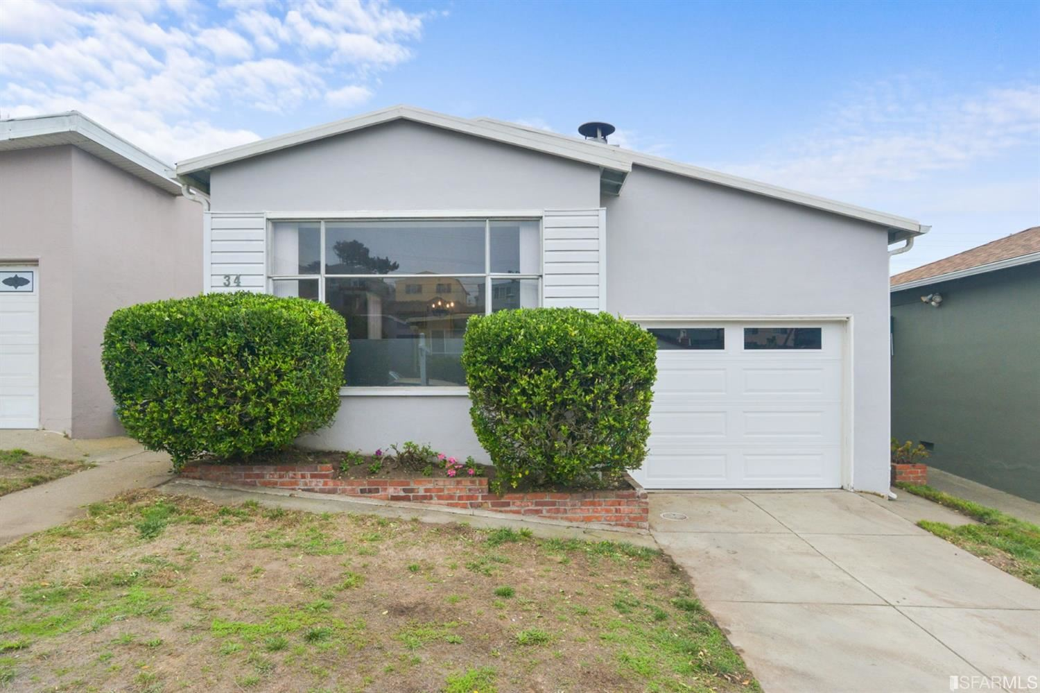 34 Grandview Avenue, Daly City, CA 94015 - #: 507844