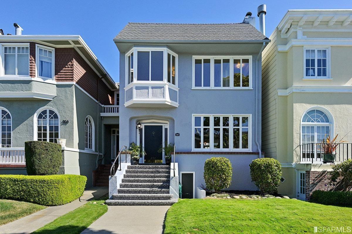 254 28th Avenue, San Francisco, CA 94121 - #: 421603847