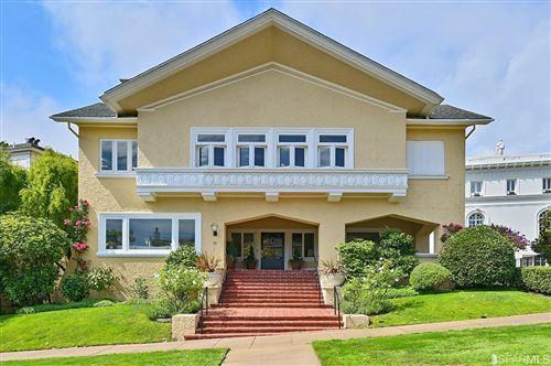 Photo of 32 Presidio Terrace, San Francisco, CA 94118 (MLS # 488848)