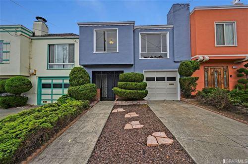 Photo of 2765 39th Avenue, San Francisco, CA 94116 (MLS # 421593851)