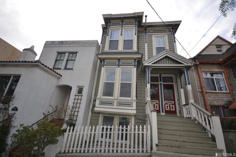 851 Baker Street, San Francisco, CA 94115 - #: 421525863