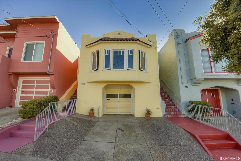 2506 28th Avenue, San Francisco, CA 94116 - #: 507864