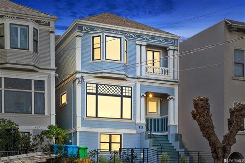 Photo of 415 Cornwall Street, San Francisco, CA 94118 (MLS # 421515875)