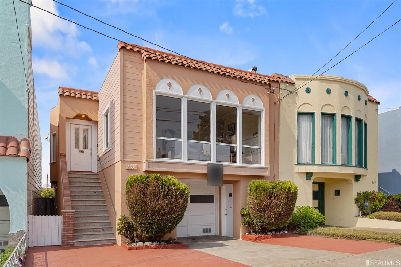 2335 30th Avenue, San Francisco, CA 94116 - #: 506875