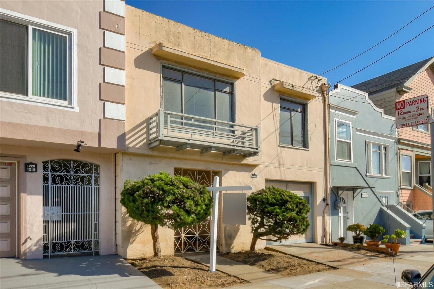 1222 41st Avenue, San Francisco, CA 94122 - #: 508882