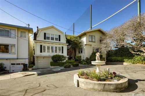 Photo of 3 Atalaya Terrace, San Francisco, CA 94117 (MLS # 421518895)