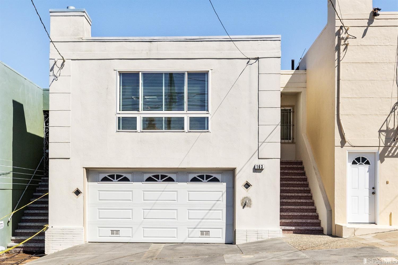 163 Whittier Street, San Francisco, CA 94112 - #: 421597896