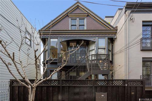 Photo of 27 Orben Place, San Francisco, CA 94115 (MLS # 513910)