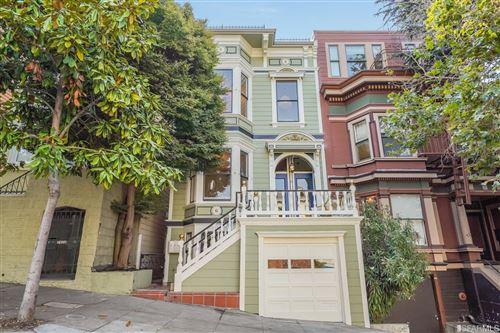 Photo of 739 - 741 Clayton Street #741, San Francisco, CA 94117 (MLS # 421595917)