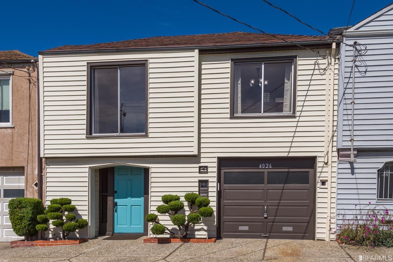 4026 Ulloa Street, San Francisco, CA 94116 - #: 507930