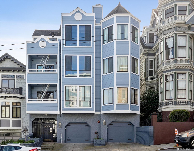1825 Turk Street #204, San Francisco, CA 94115 - #: 508956