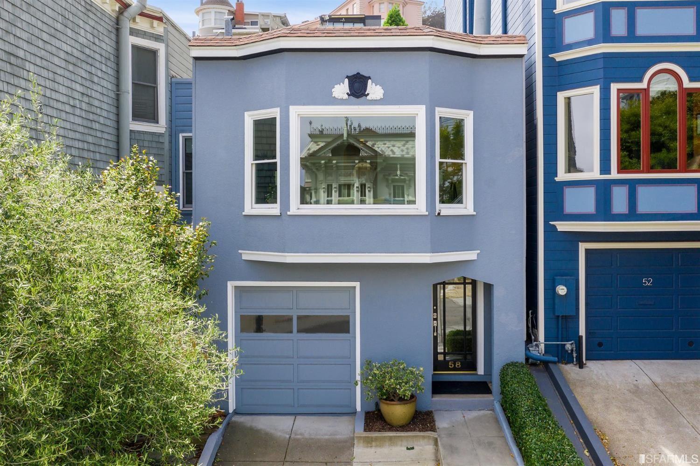 58 Buena Vista Terrace, San Francisco, CA 94117 - #: 421556958