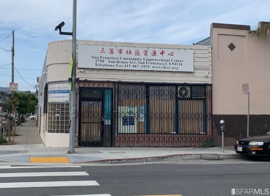 2798 San Bruno Avenue, San Francisco, CA 94134 - #: 511964