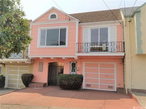 Photo of 2375 33rd Avenue, San Francisco, CA 94116 (MLS # 421587967)