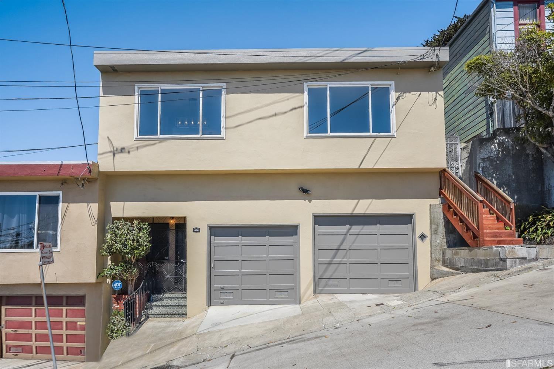 368 Bradford Street, San Francisco, CA 94110 - #: 421597968