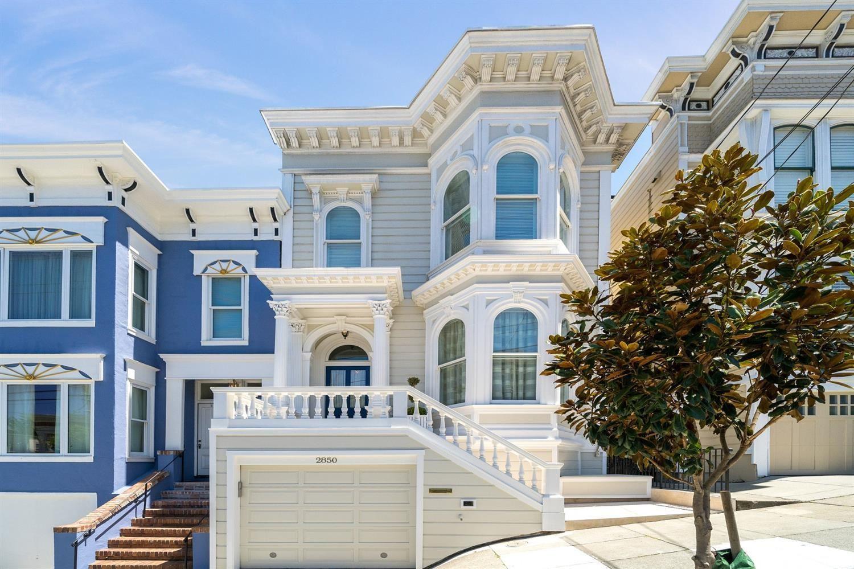 2850 Steiner Street, San Francisco, CA 94123 - #: 421554976