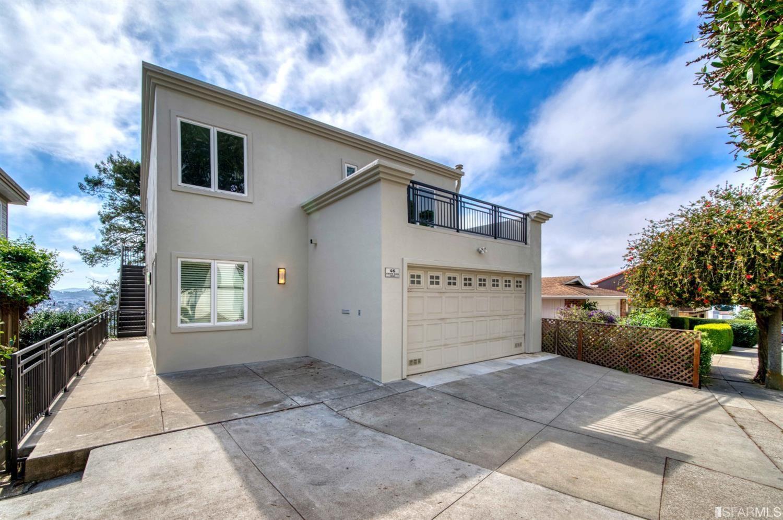 46 Cresta Vista Drive, San Francisco, CA 94127 - #: 421600983
