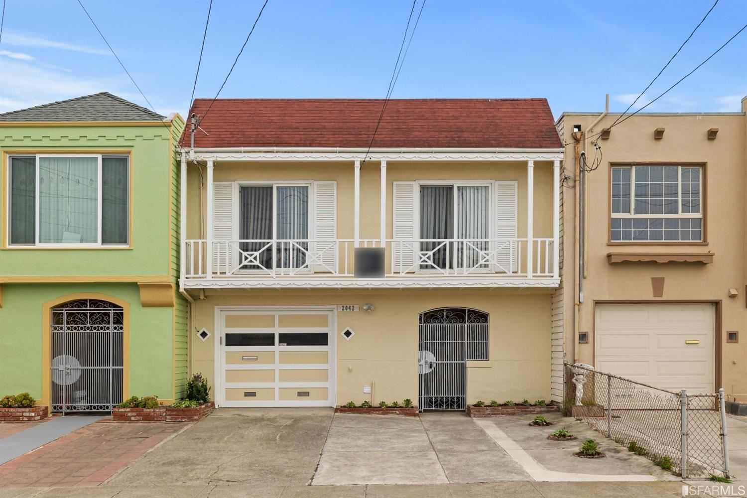 2042 45th Avenue, San Francisco, CA 94116 - #: 510987