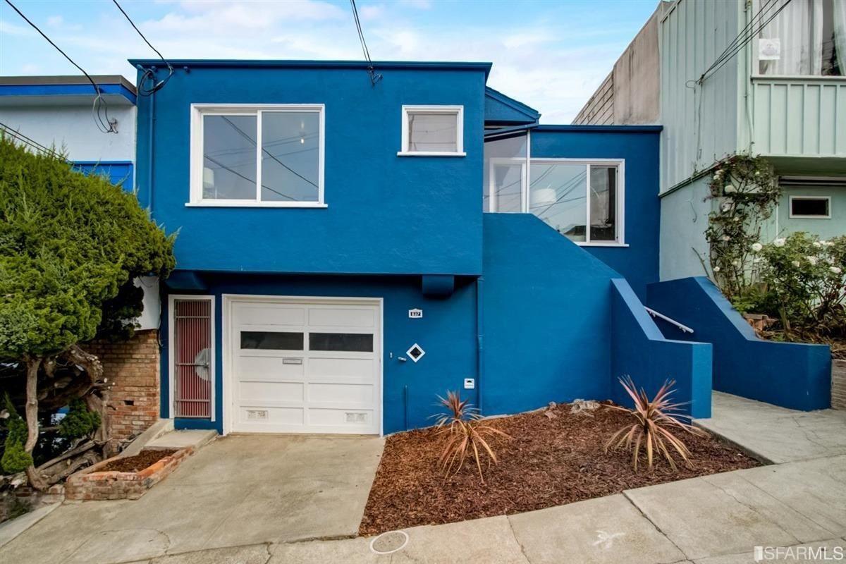 637 Hamilton Street, San Francisco, CA 94134 - #: 507993
