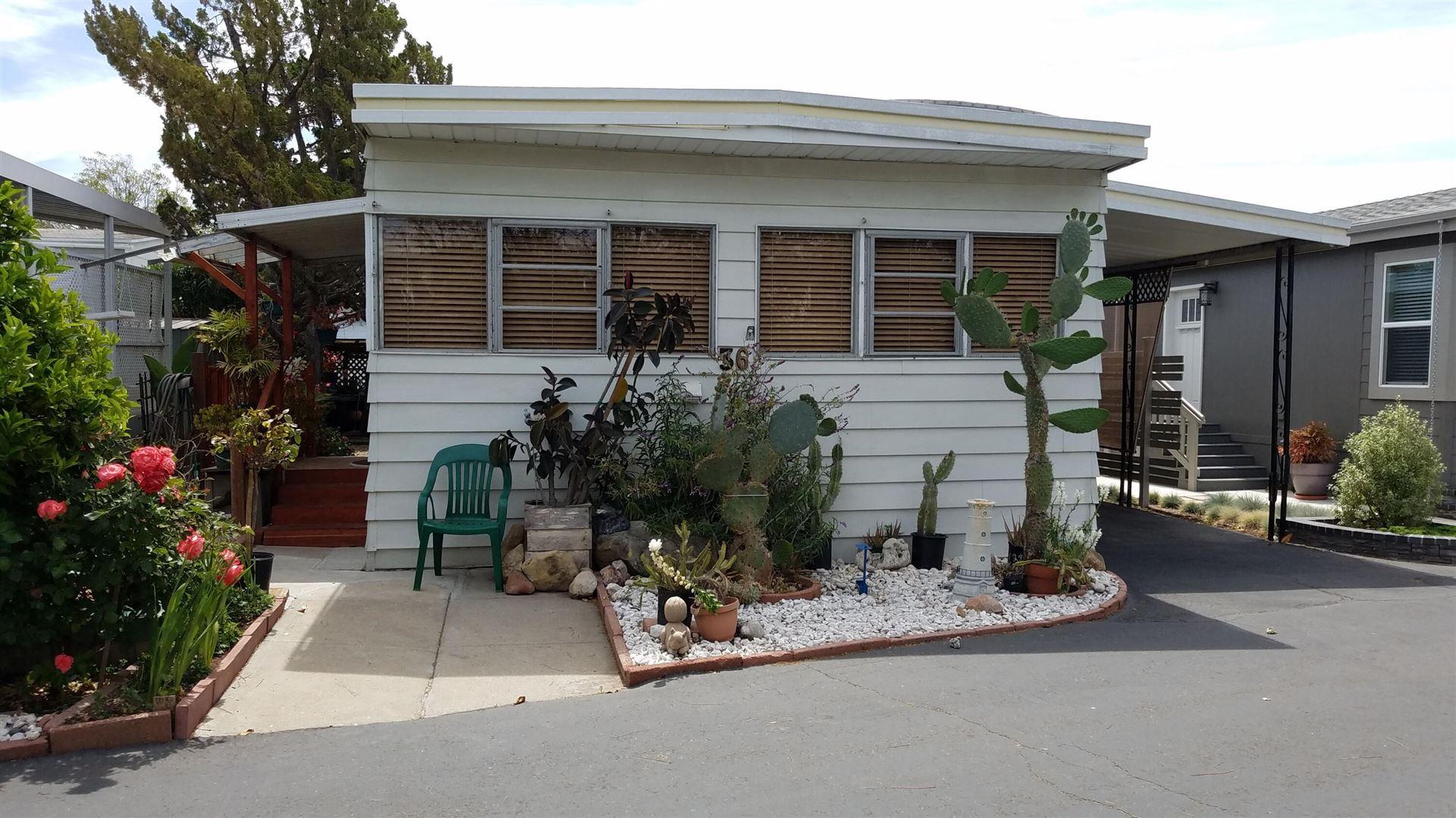 333 Old Mill Rd #Spc 36, Santa Barbara, CA 93110 - MLS#: 21-2040