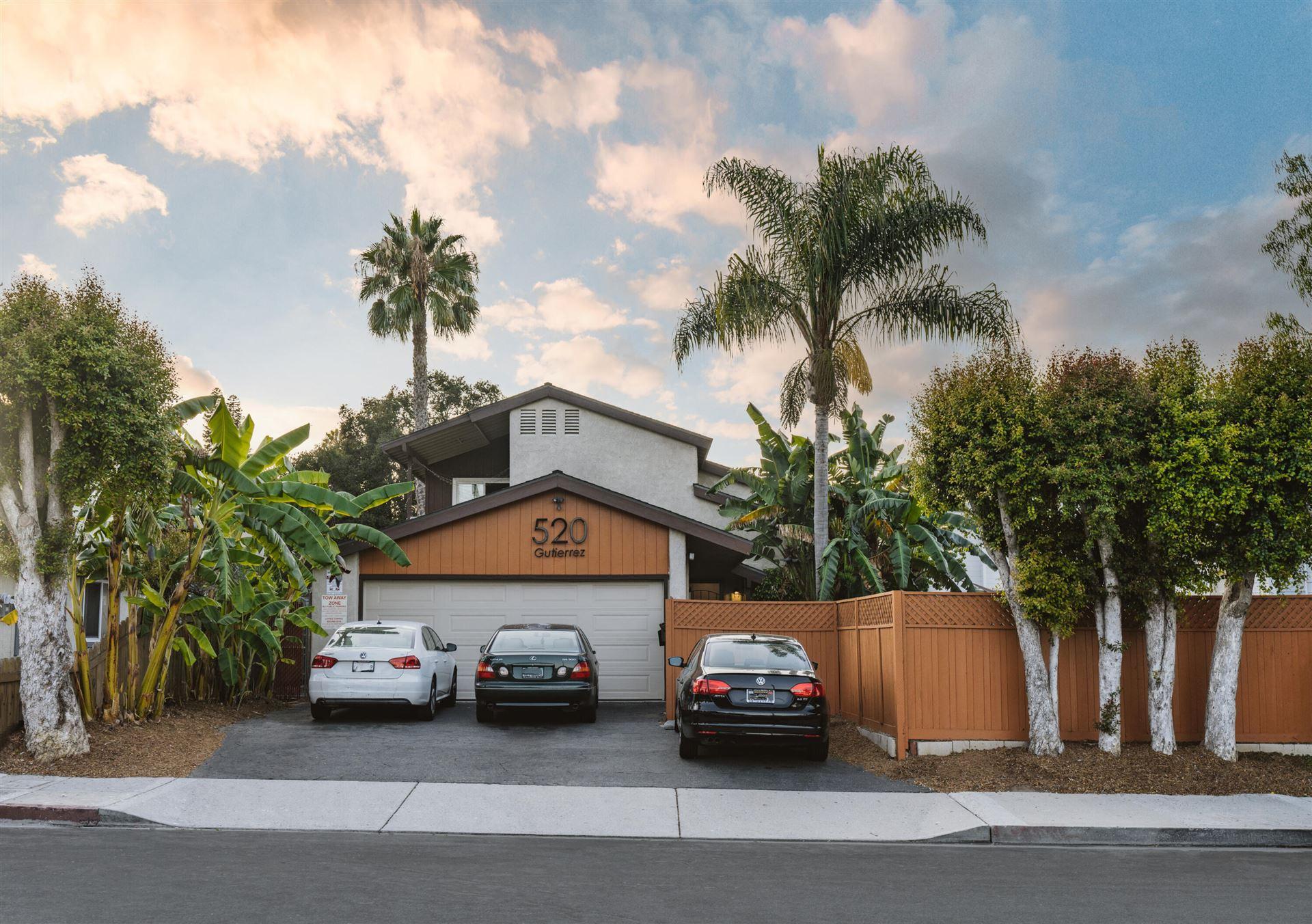 520 W Gutierrez St, Santa Barbara, CA 93101 - MLS#: 21-3181