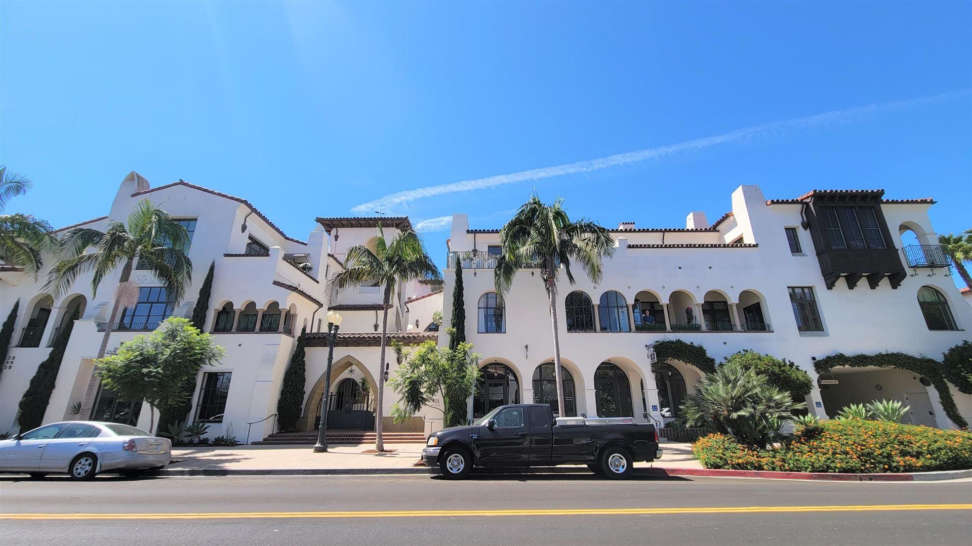 401 Chapala St #205, Santa Barbara, CA 93101 - MLS#: 21-3318