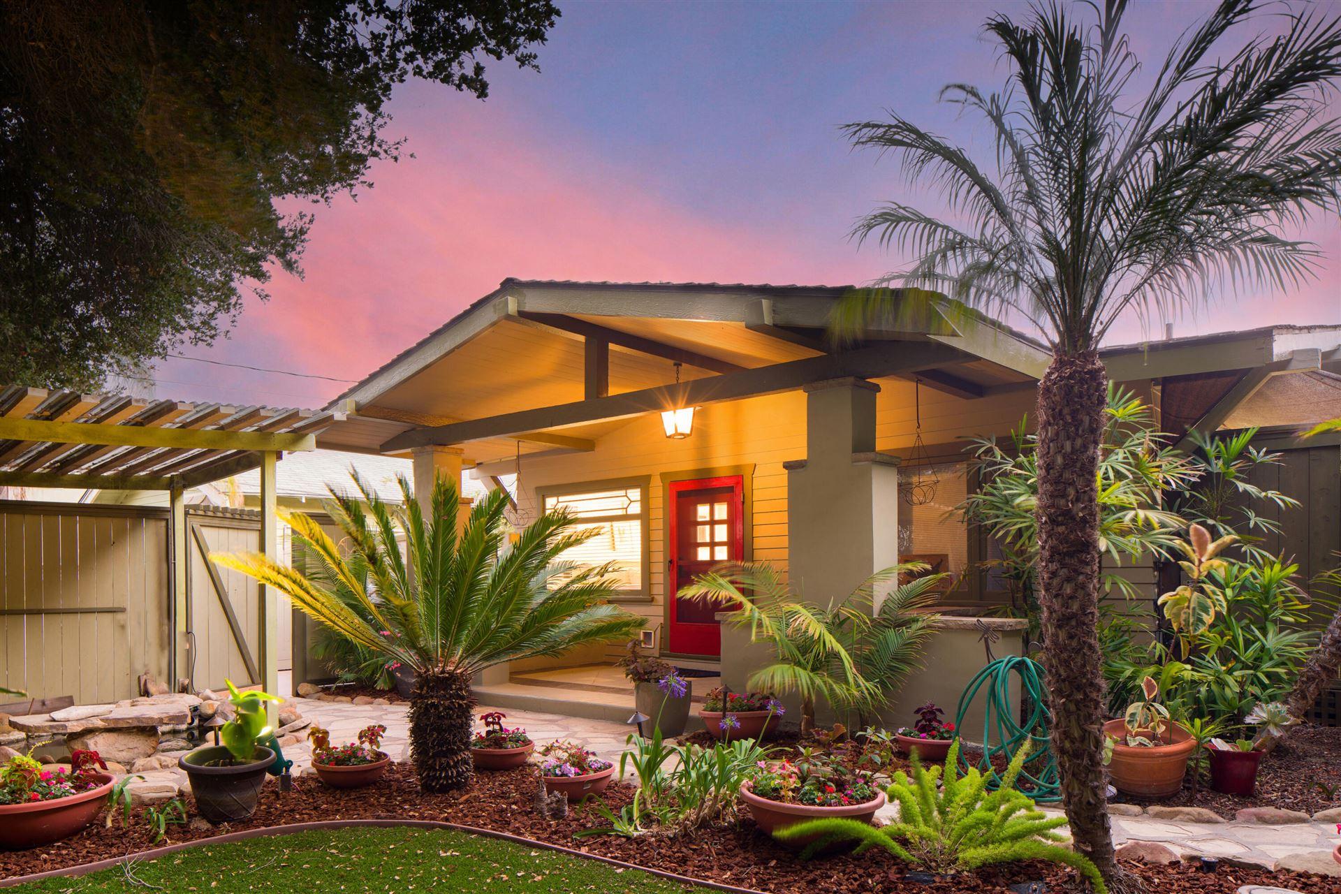 2127 Castillo St, Santa Barbara, CA 93105 - MLS#: 21-3367