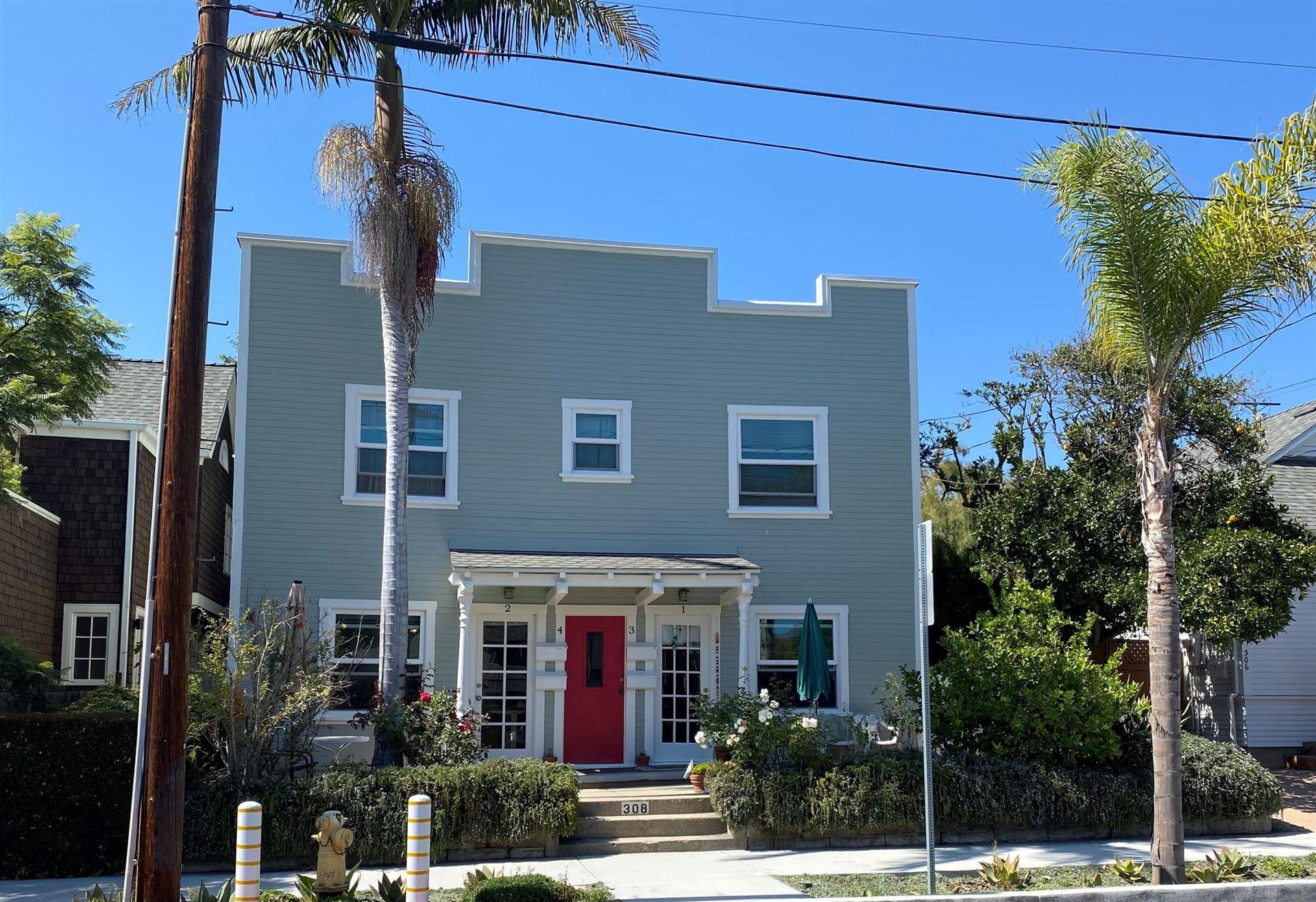 308 W De La Guerra St, Santa Barbara, CA 93101 - MLS#: 21-3422