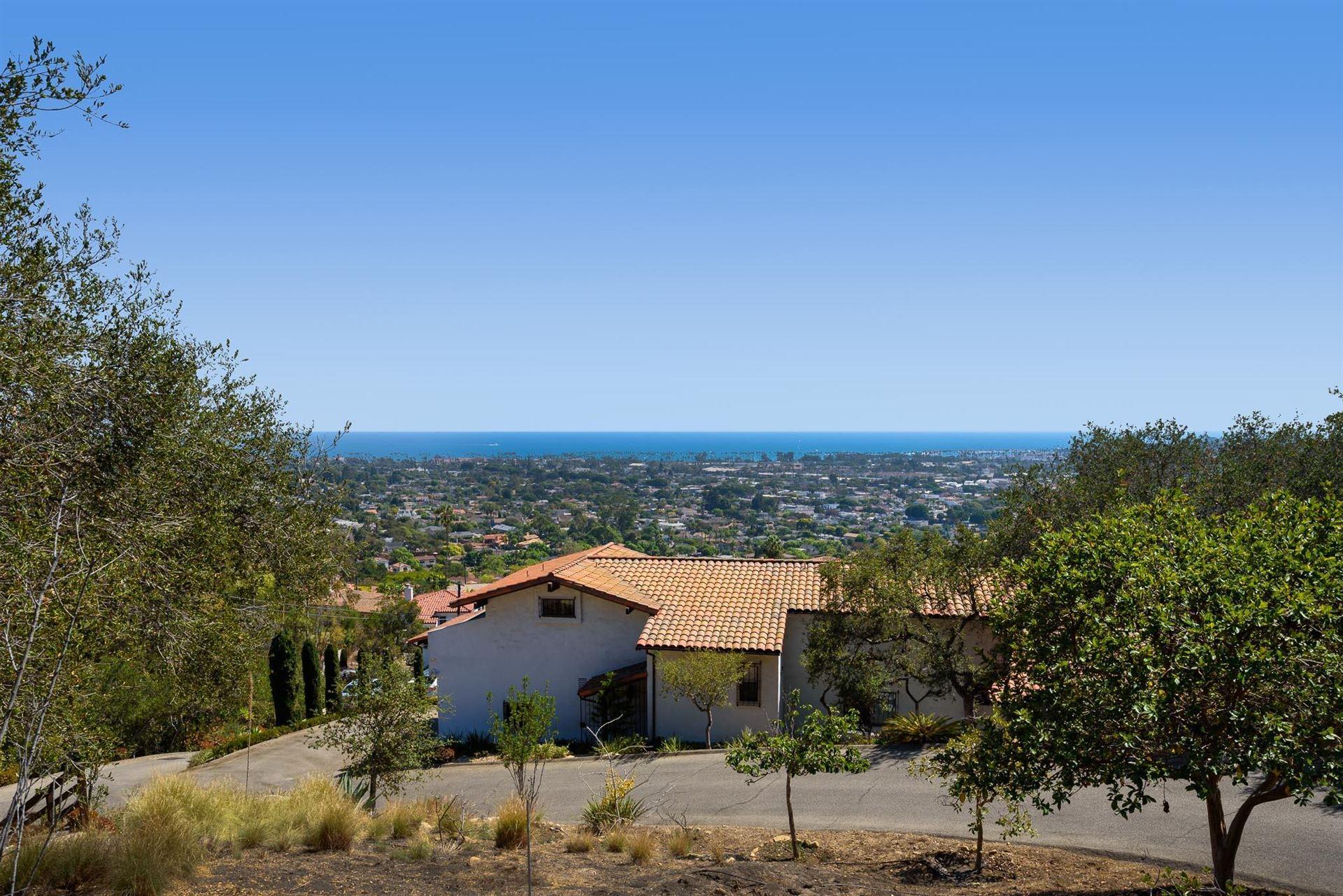 911 Alameda Padre Serra, Santa Barbara, CA 93103 - MLS#: 21-3534
