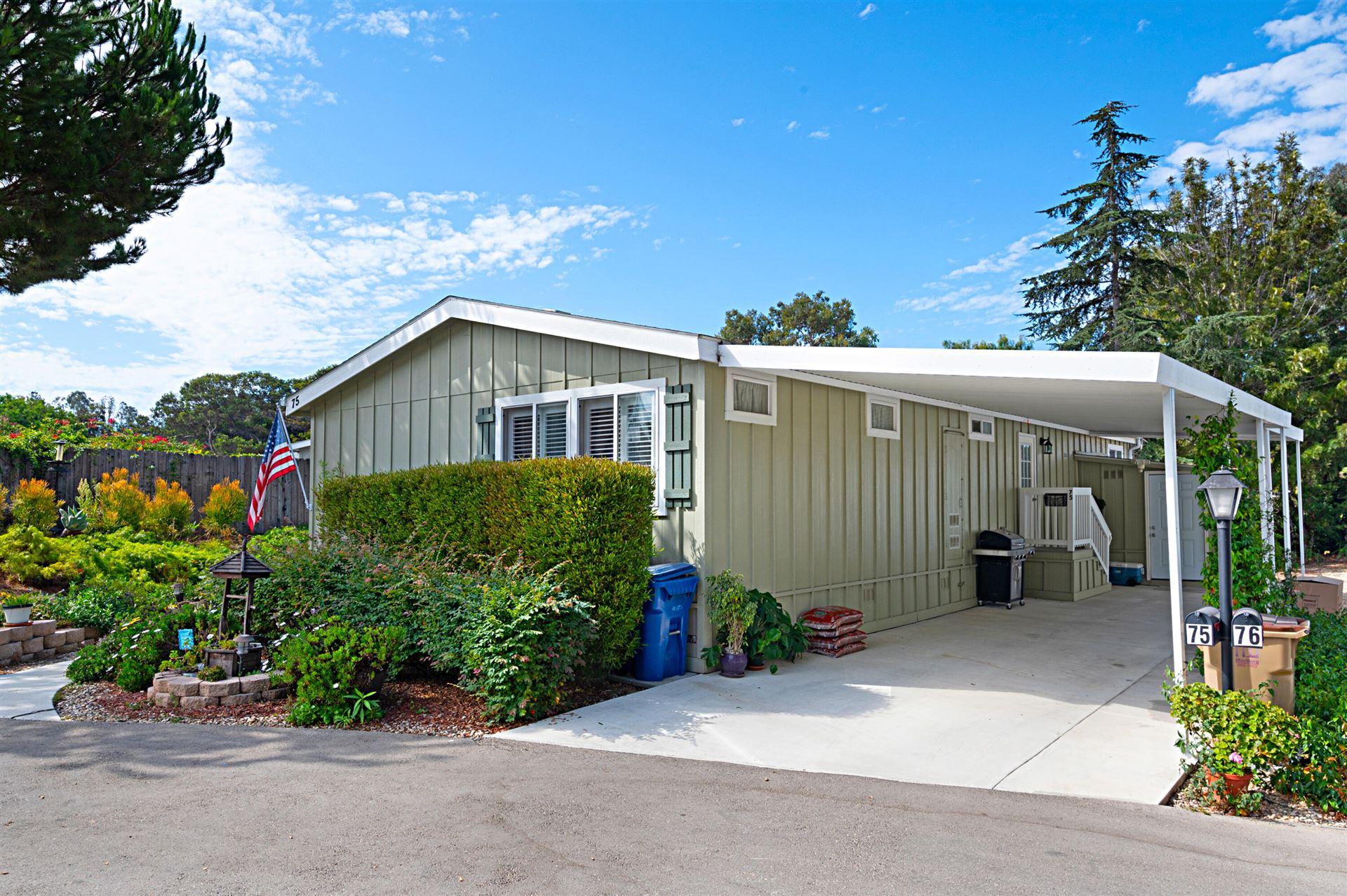 4025 State St #75, Santa Barbara, CA 93110 - MLS#: 21-3564