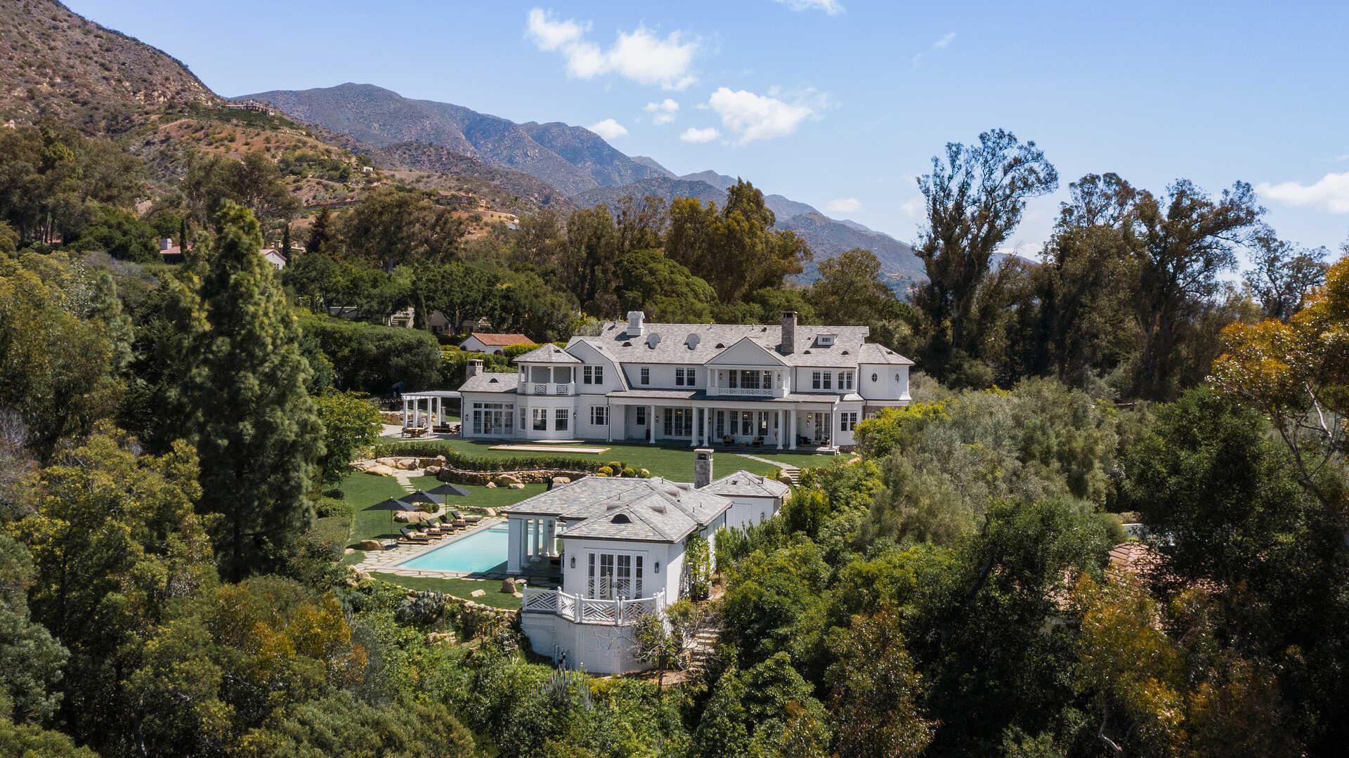 851 Buena Vista Dr, Montecito, CA 93108 - MLS#: 21-1669