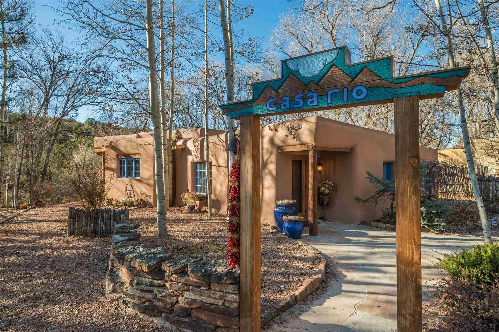 1474 Bishops Lodge Road, Santa Fe, NM 87506 - #: 202000002